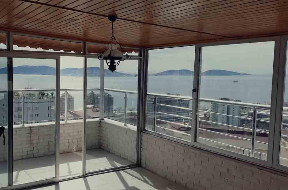 Balkon Üstü Kapatma Sistemleri